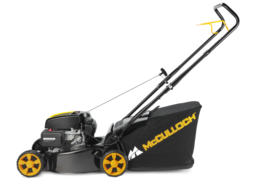 McCulloch - M46-120 Classic Χλοοκοπτική Μηχανή Βενζίνης