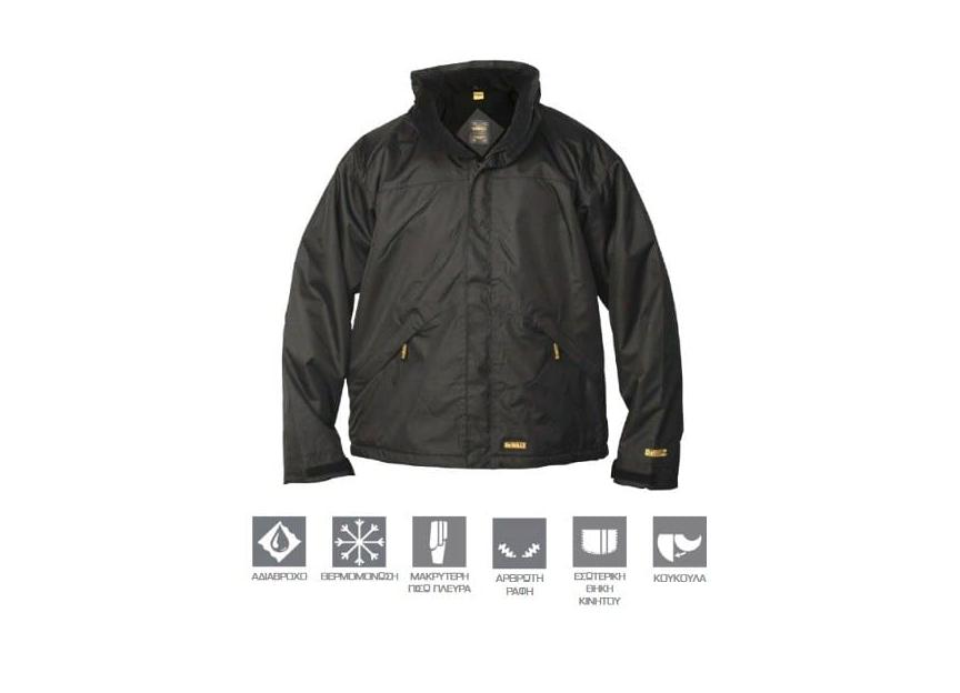 Dewalt DWC1-001 Site Αδιάβροχο Jacket