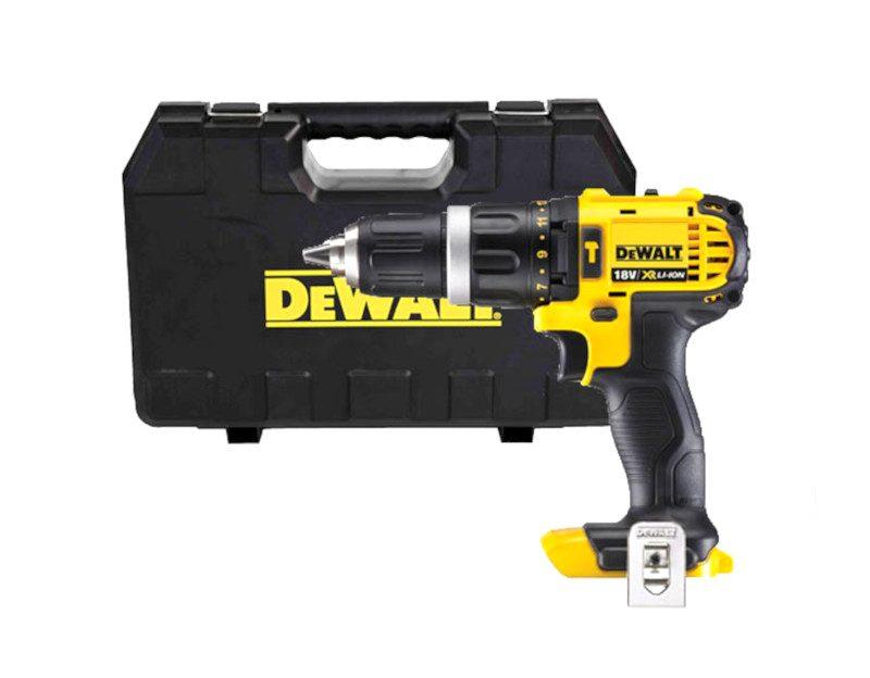 DEWALT – DCD785NT Κρουστικό Δραπανοκατσάβιδο 18V