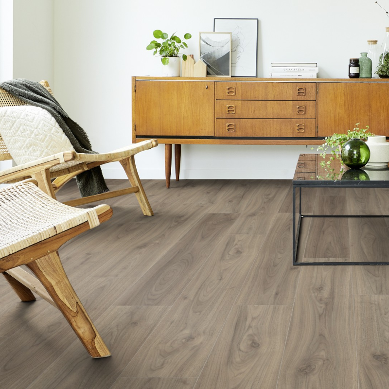 Tarkett - Essentials 832 Classic Walnut Beige Πάτωμα Laminate