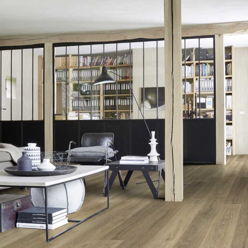 Tarkett - Essentials 832 Victoria Oak Nature Πάτωμα Laminate