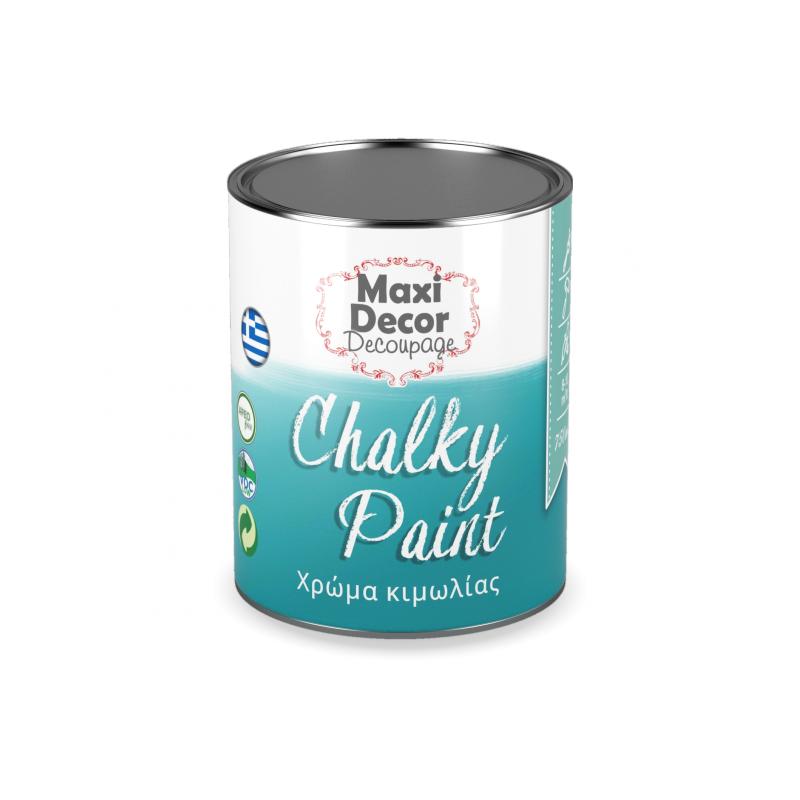 Maxi Decor – Chalky Paint Χρώμα Κιμωλίας