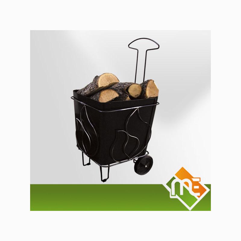 Καροτσάκι για ξύλα Κ1