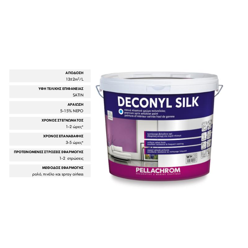 Pellachrom - Deconyl Silk