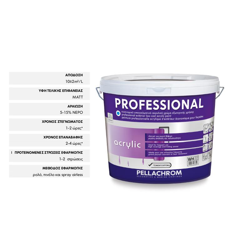Pellachrom - Professional Acrylic
