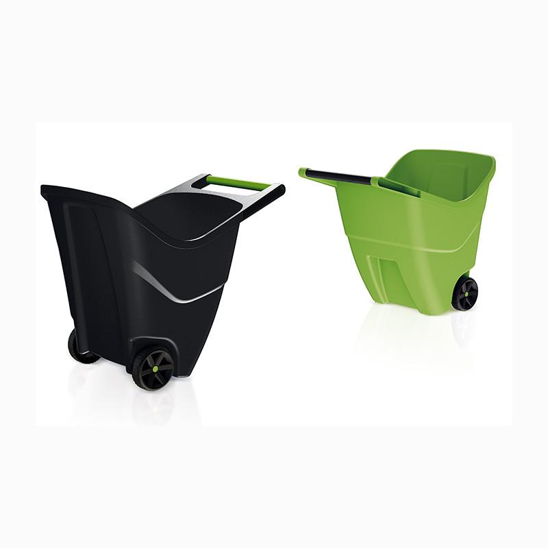 Prosperplast - Load&Go IWO85 Πλαστικό Καρότσι Κήπου 85L