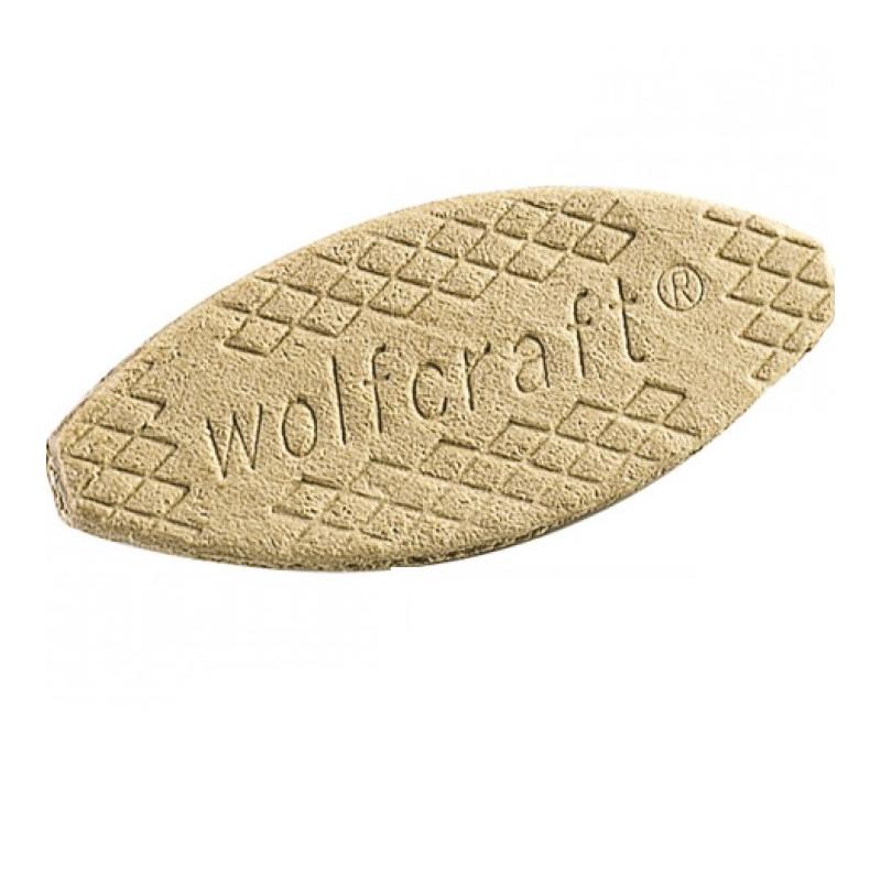 Wolfcraft - 2921000 καβίλιες οβάλ μπισκότο Typ.0 50τμχ