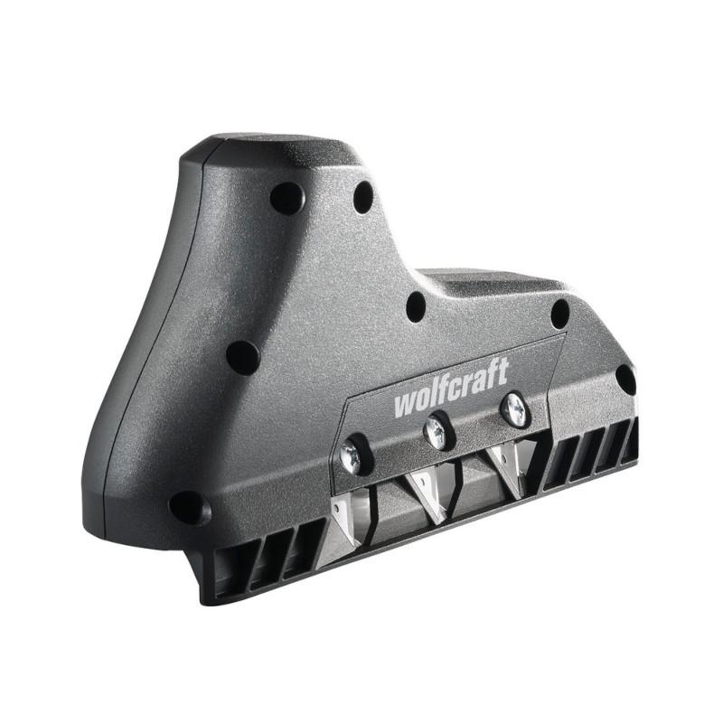Wolfcraft – 4009000 Πλάνη Γωνιών Τριπλής Λεπίδας