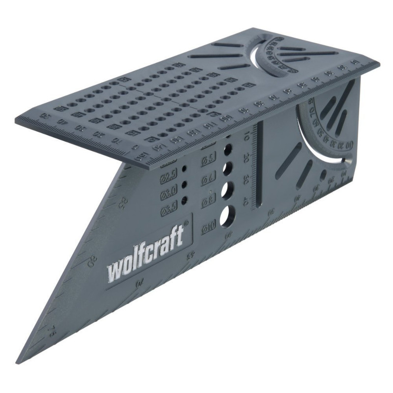 Wolfcraft – 5208000 Τρισδιάστατη Γωνία Μέτρησης