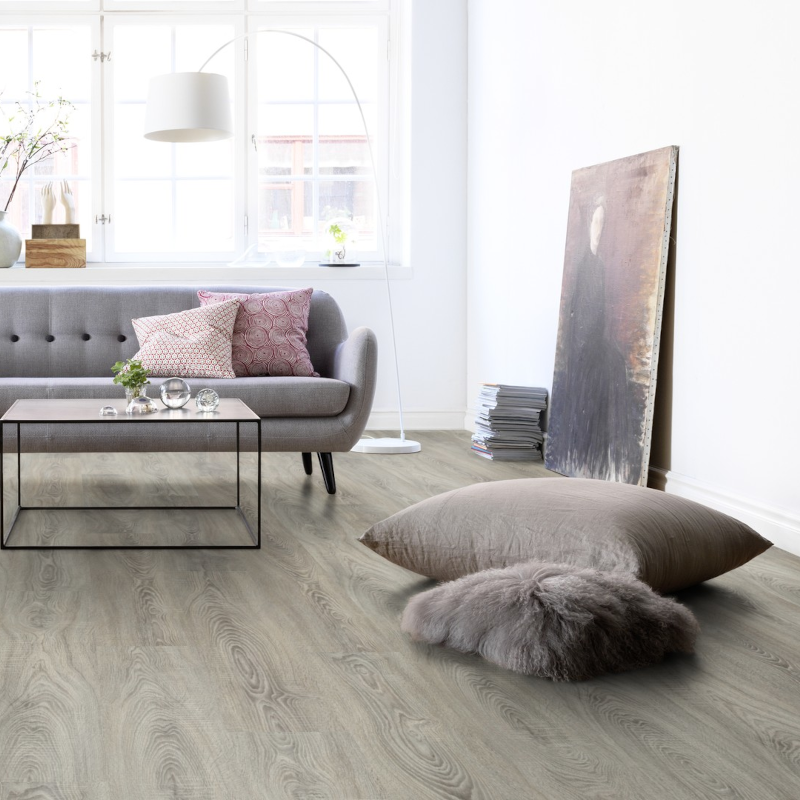 Tarkett - Woodstock 832 4V Artisan Oak Grey Πάτωμα Laminate