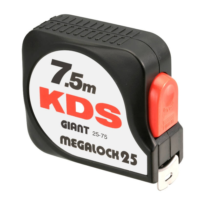 KDS - Giant Megalock 7.5m X 25mm