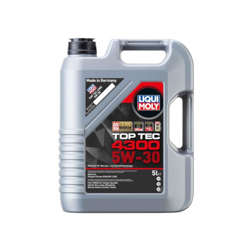 Liqui Moly - Top Tec 4300 5W-30