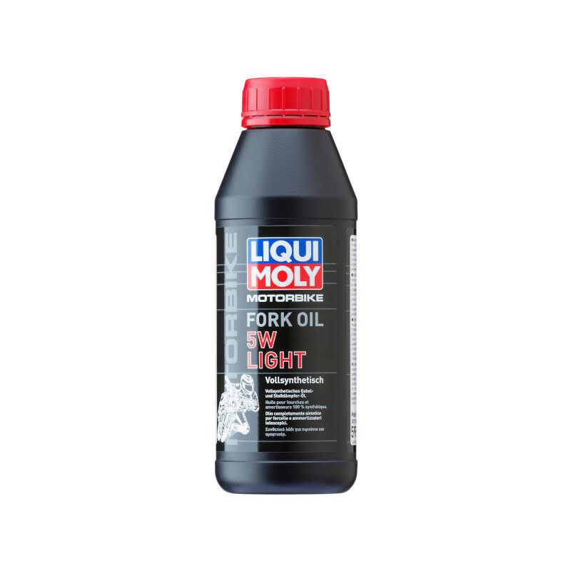Liqui Moly - Motorbike Fork Oil 5W light
