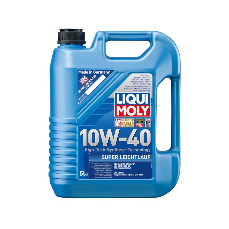 Liqui Moly - Super Low Friction 10w-40