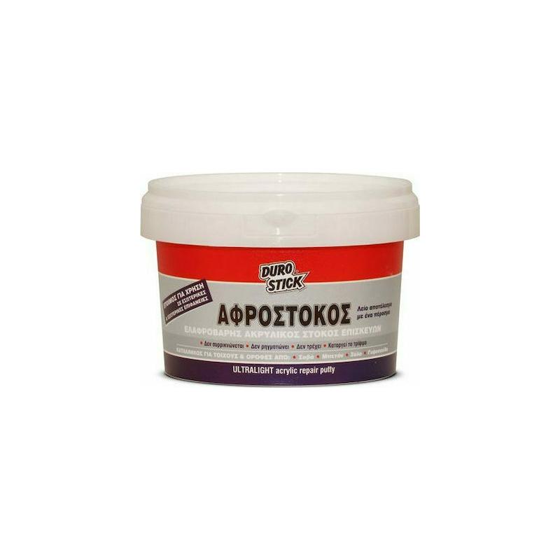 Durostick - Αφρόστοκος Ελαφροβαρής ακρυλικός στόκος 250ml