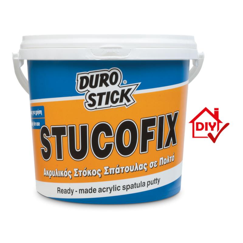 Durostick - Stucofix Ακρυλικός στόκος σπάτουλας 5kg