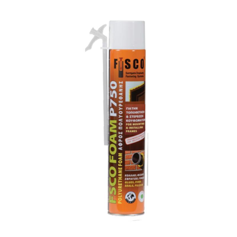 FSCO - Foam Αφρός Πολυουρεθάνης Χεριού 750ml