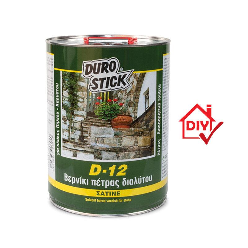 Durostick - D-12 Βερνίκι Πέτρας Διαλύτου