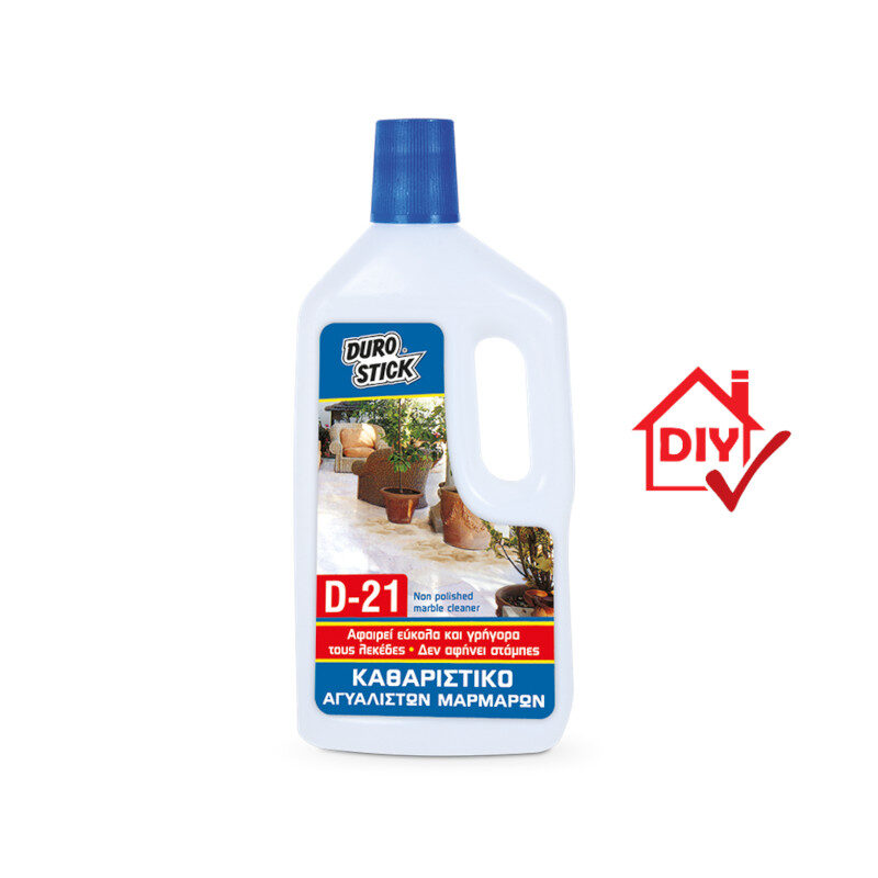 Durostick - D-21 Καθαριστικό Αγυάλιστων Μαρμάρων