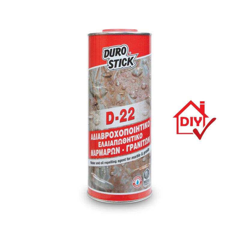 Durostick - D-22 Αδιαβροχοποιητικό Μαρμάρων