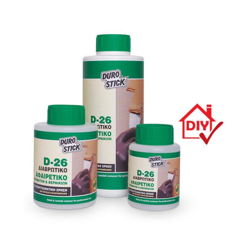 Durostick - D-26 Διαβρωτικό Χρωμάτων και Βερνικιών