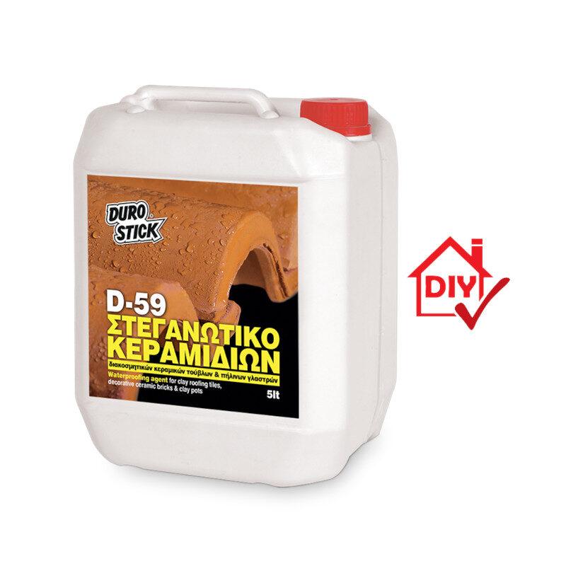 Durostick - D-59 Στεγανωτικό κεραμιδιών