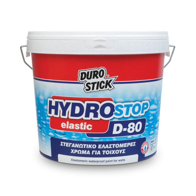 Durostick - D-80 Hydrostop Elastic Στεγανωτικό Ελαστομερές Χρώμα