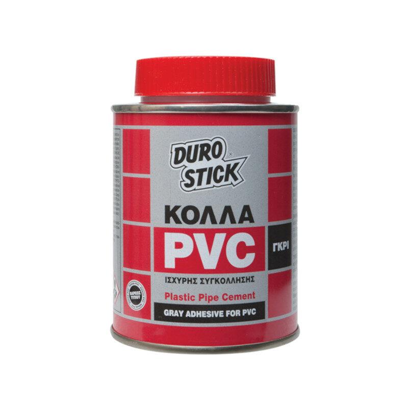 Durostick - PVC Κόλλα Γκρι