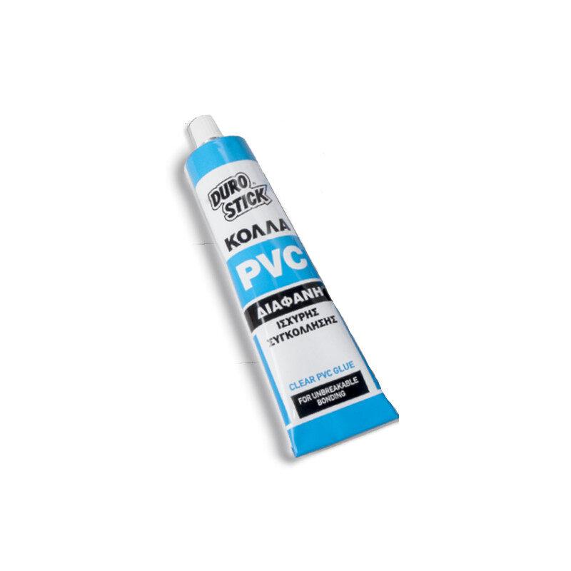 Durostick - PVC Κόλλα Διάφανη