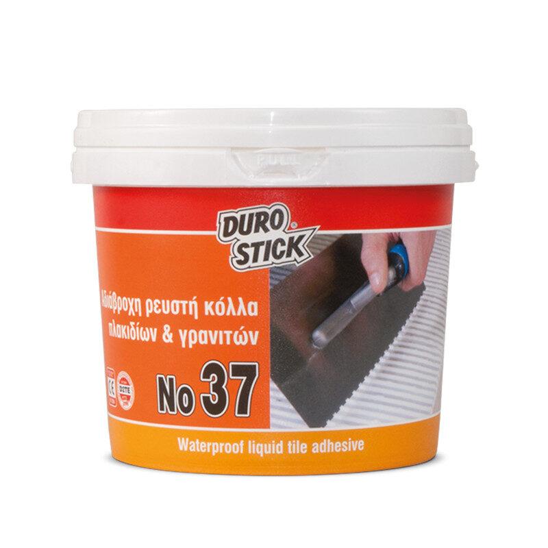 Durostick - Νο37 Αδιάβροχη ρευστή κόλλα πλακιδίων