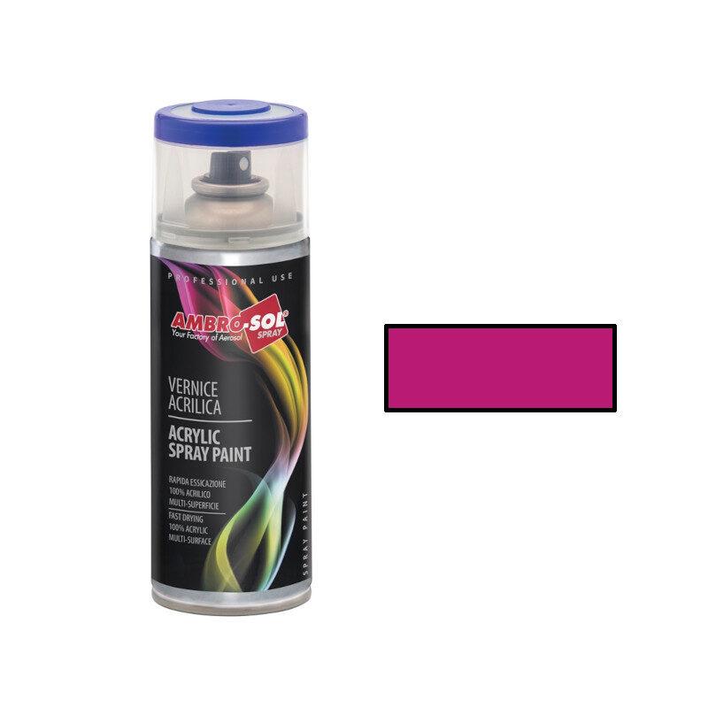 AmbroSol - Σπρέι γενικής χρήσης 400ml - (RAL4006) Glossy Μωβ