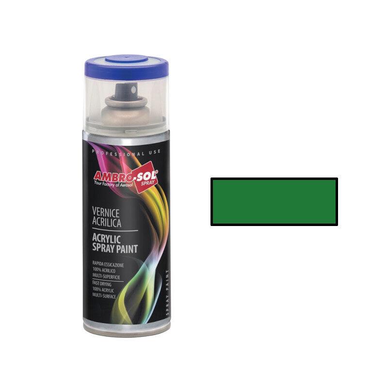 AmbroSol - Σπρέι γενικής χρήσης 400ml - (RAL6001) Glossy Σμαραγδί