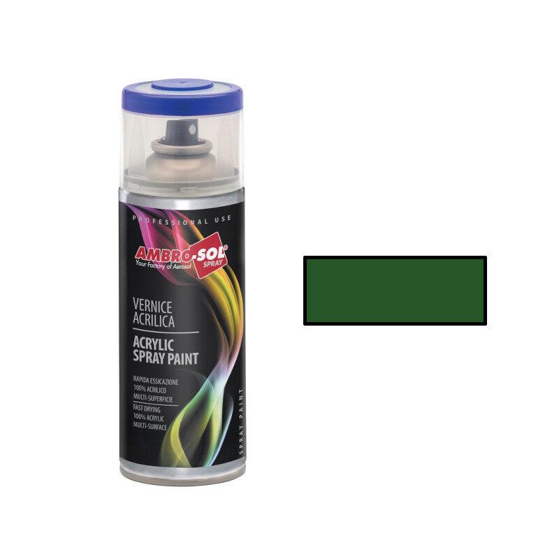 AmbroSol - Σπρέι γενικής χρήσης 400ml - (RAL6002) Glossy Πράσινο