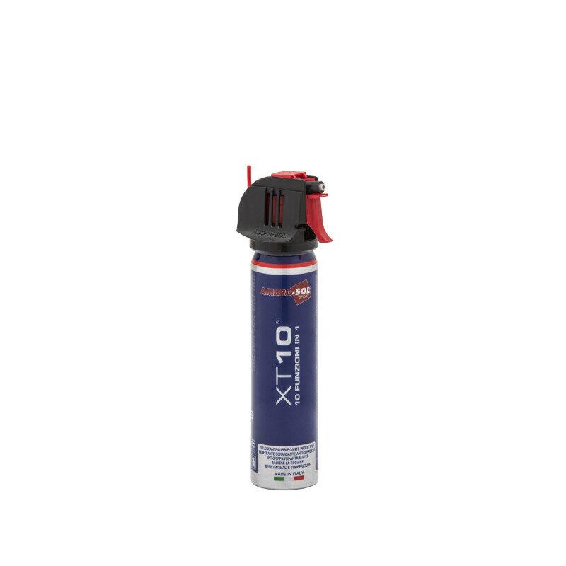 Ambro Sol - XT10 Σπρέι Αντιδιαβρωτικό Αντισκωριακό Λιπαντικό 75ml
