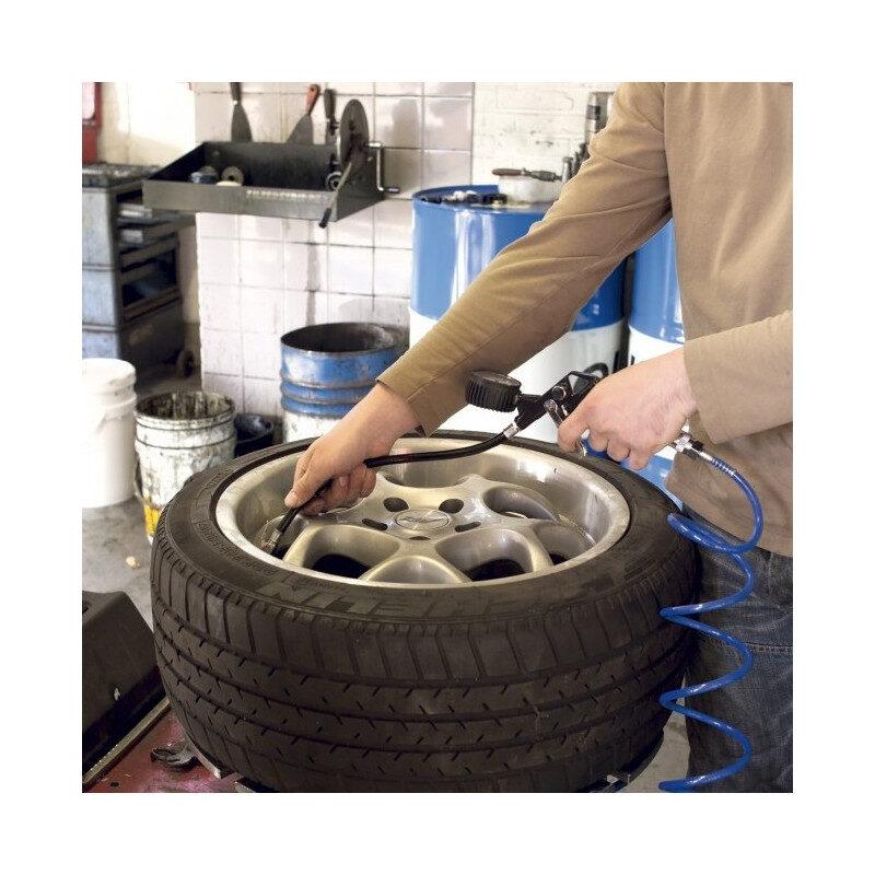 Ferm – ATM1041 Αερόμετρο Πλήρωσης Πίεσης Ελαστικών
