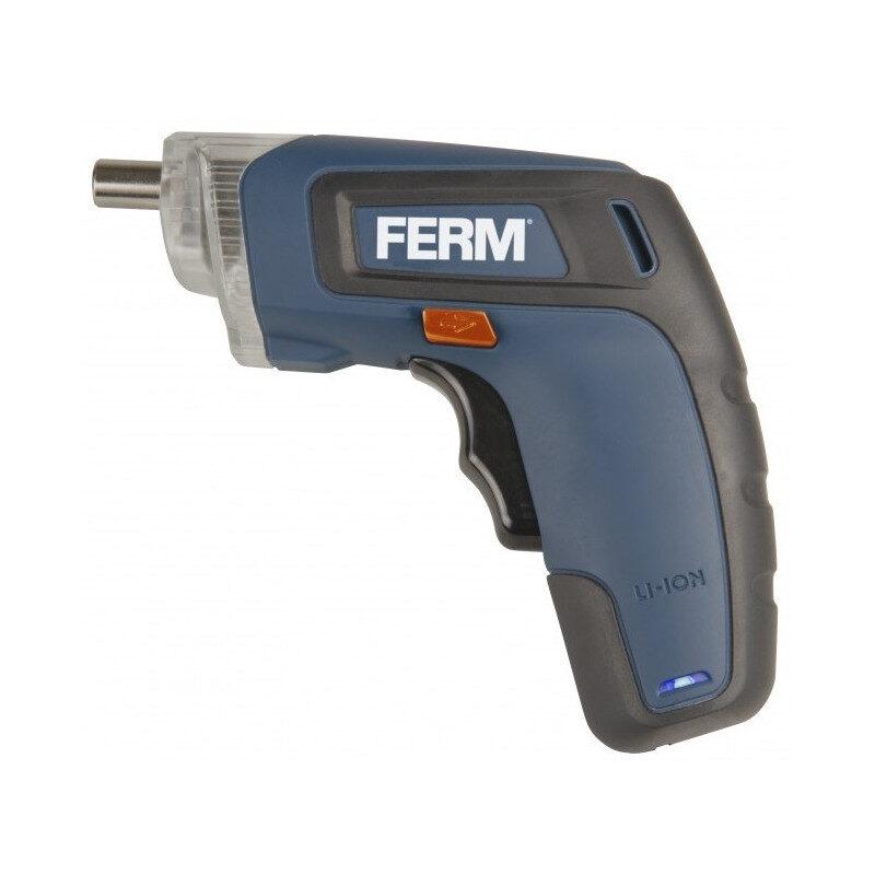 Ferm - CDM1132 Κατσαβίδι Μπαταρίας 3.6V - 1.3Ah
