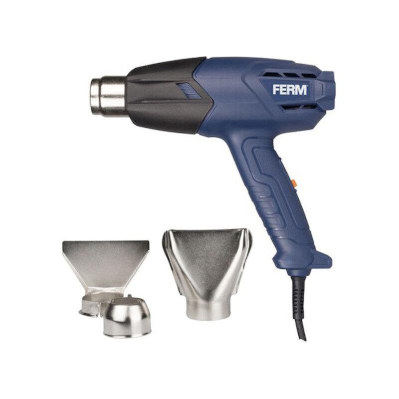 Ferm - HAM1018 Πιστόλι Θερμού Αέρα 2000W