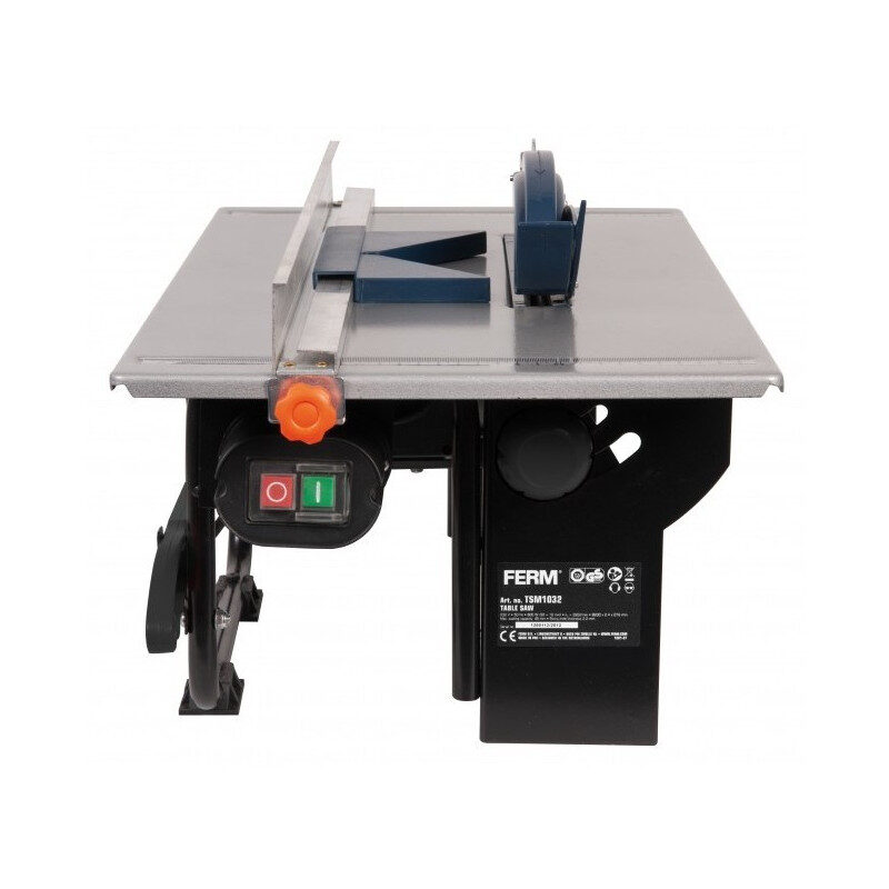 Ferm – TSM1032 Επιτραπέζιο Δισκοπρίονο 800W