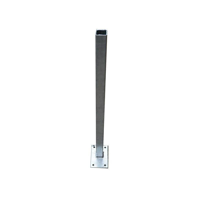Showood - Μεταλλική Κολόνα Περίφραξης 4 x 4cm | Χωρίς ΤάπαShowood - Μεταλλική Κολόνα Περίφραξης 4 x 4cm | Χωρίς Τάπα