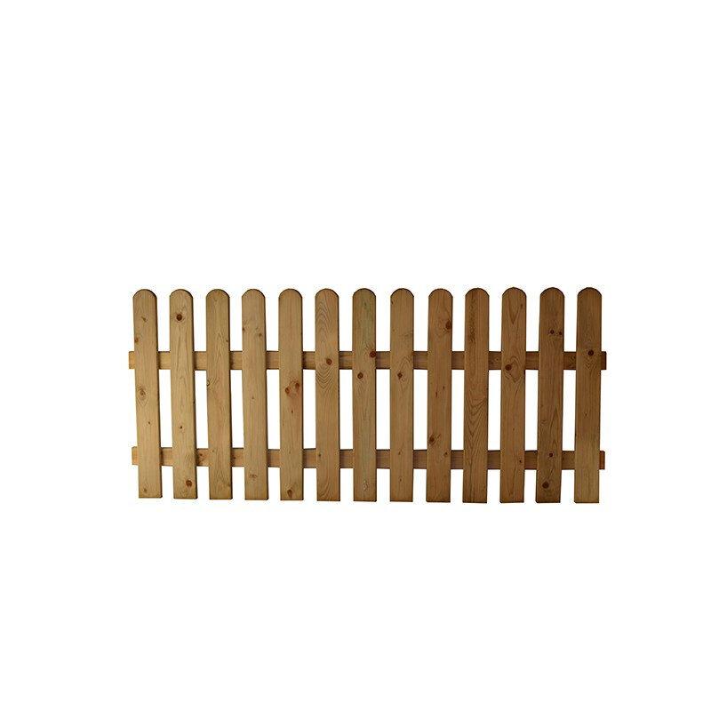 Showood - Ξύλινος Φράχτης Λεία Τάβλα Premium 80x180cm
