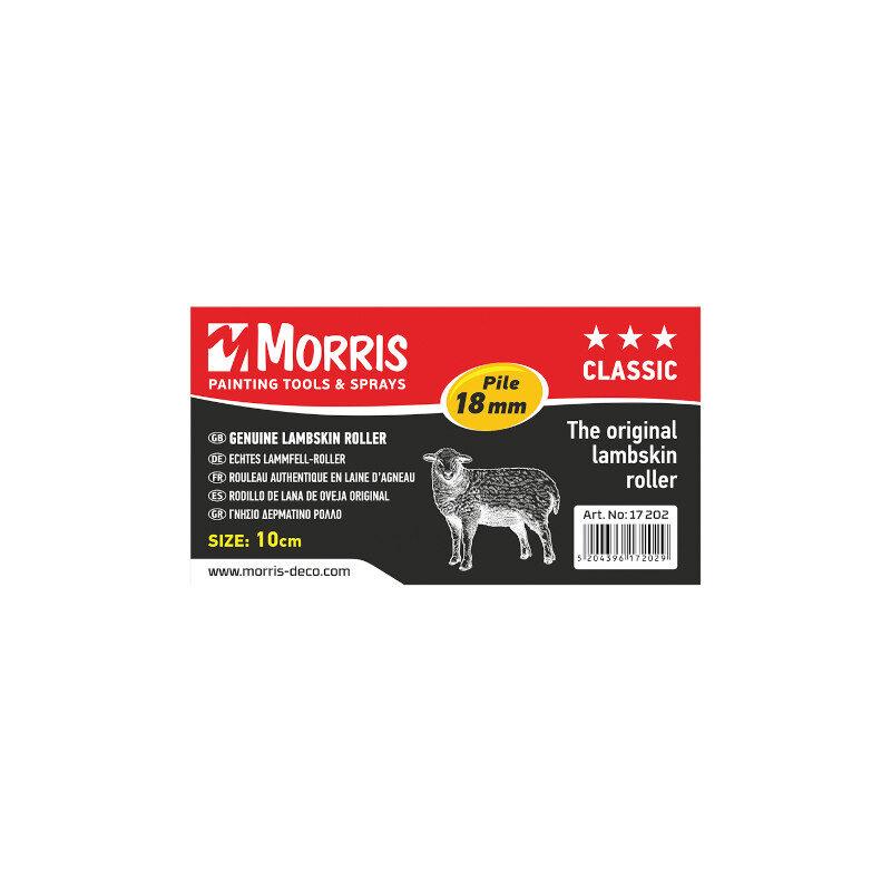 Morris - Ανταλλακτικό Ρολό Δερμάτινο