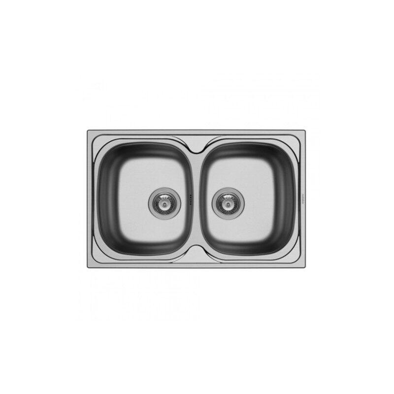 Maidsinks by Pyramis - Derby 2B Ανοξείδωτος Νεροχύτης 79x50cm